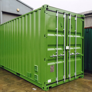 20ft High Cube Storage Container with C/W Door