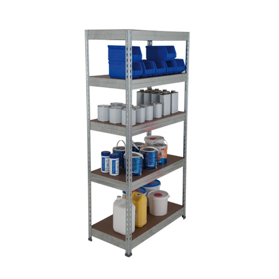 Self-assembly Racking for Storage Containers